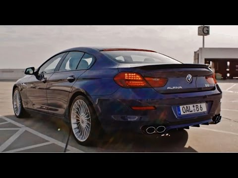 Alpina B6 Bi-Turbo Gran Coupé (F06) Promotional Video