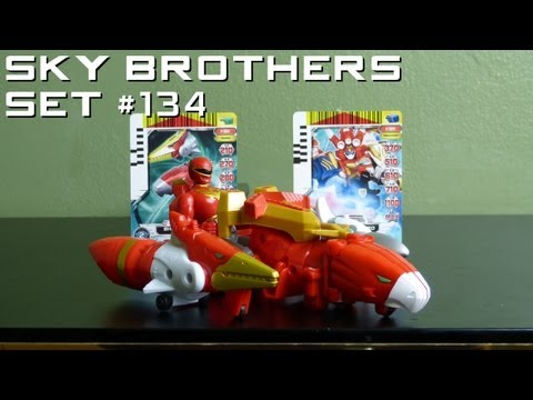 Ranger Review #134 Sky Brothers