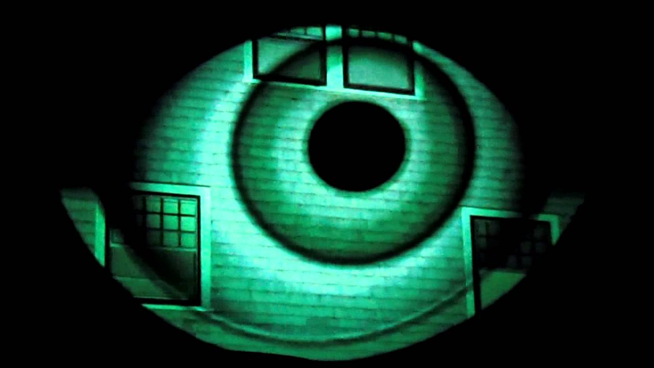 3d projection mapping halloween house best halloween decorations youtube