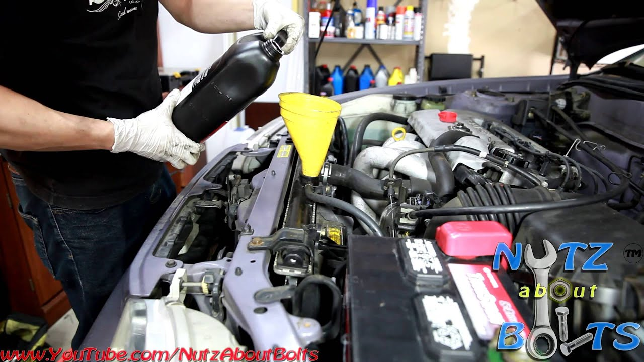 hight resolution of 1993 2008 toyota corolla complete coolant flush