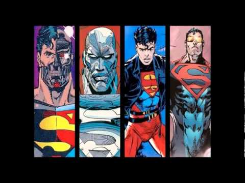 Relive The Reign of Supermen Story Arc!!