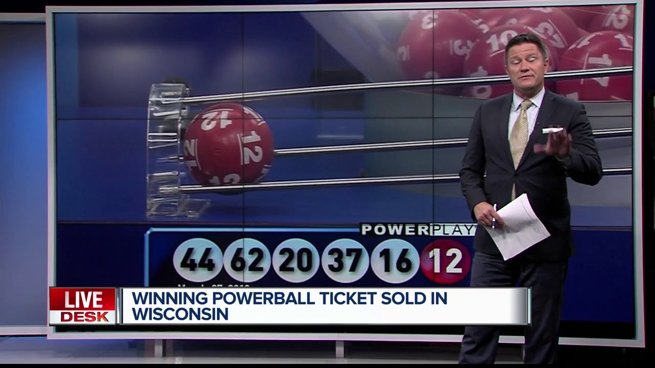 Powerball lottery at $768 million: Winning numbers sold in Wisconsin
