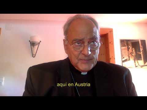 Monseñor Marcelo Sánchez Sorondo. Encuentro contra la Trata en Ausonia, Córdoba. 15/09/2017