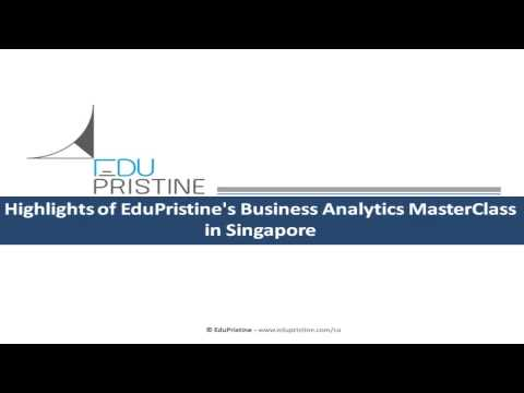 Demystify the Power of Business Analytics in Singapore Marke