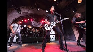 Metallica Live House Of Vans, London 2016 - Full Concert - E Tuning