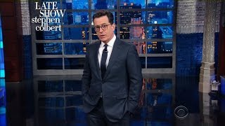 Moby Isn't A Credible Source, But Neither Is Kellyanne Conway by : The Late Show with Stephen Colbert