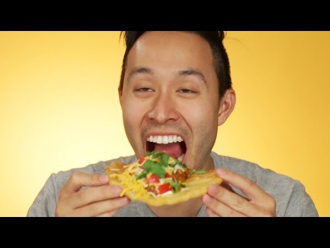 Americans Try Native American Food For The First Time