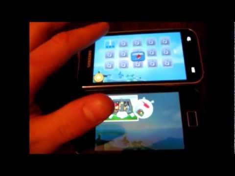 Samsung Galaxy S Plus vs Samsung Galaxy Ace