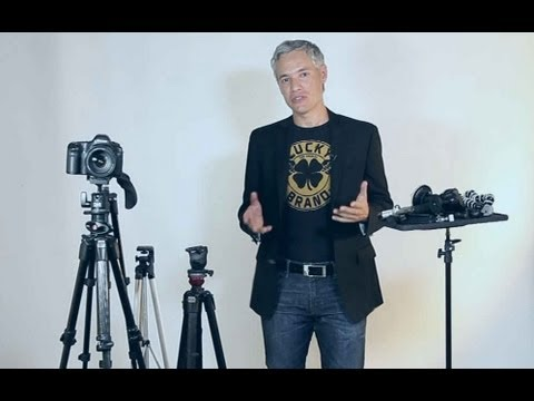 Tripods-Choosing and buying camera support for video and photography