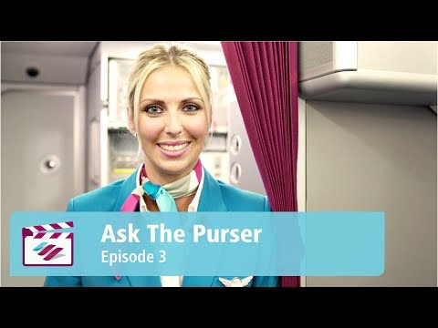 Ask the Purser: Episode 3