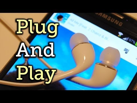 Automatically Start Your Favorite Music Player When Plugging in a Headset - Samsung GS4 [How-To]
