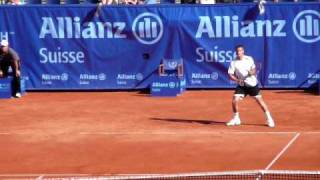 Gambar cover Swiss Open Gstaad 2009 Chiudinelli VS Beck II