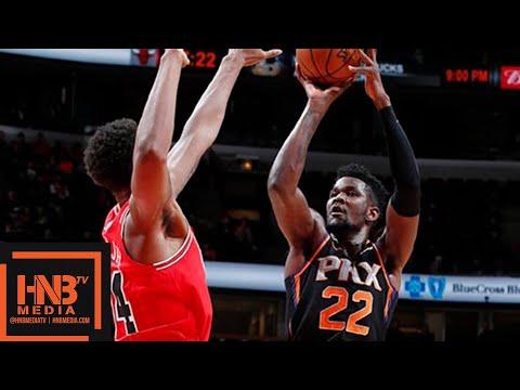 Phoenix Suns vs Chicago Bulls Full Game Highlights | 11.21.2018, NBA Season