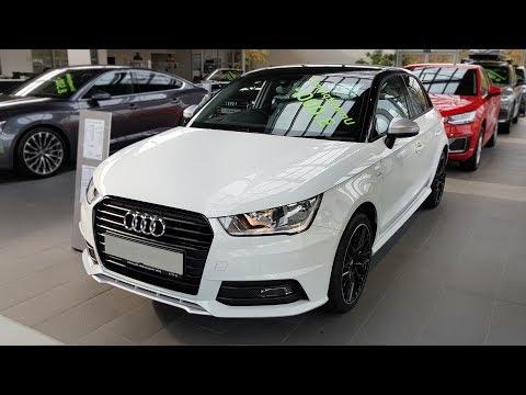 2018 Audi A1 Sportback 1.0 TFSI ultra | -[Audi.view]-