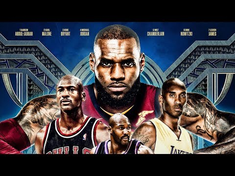 LeBron James 7th Player to Score 30K Career Points! Youngest in NBA History! 2017-18 Season