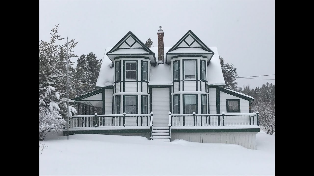 The Pelley House Heritage Home, NL