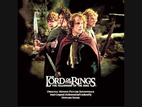 The Breaking of the Fellowship (17) - The Fellowship of the Ring Soundtrack