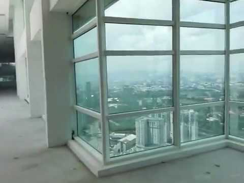 Q Sentral Level 42 Penthouse Duplex - Largest Floor In KL Sentral