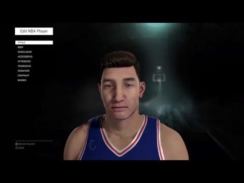 NBA 2K16 Joe Fulks (Jumping Joe)  Jump Shot Inventor