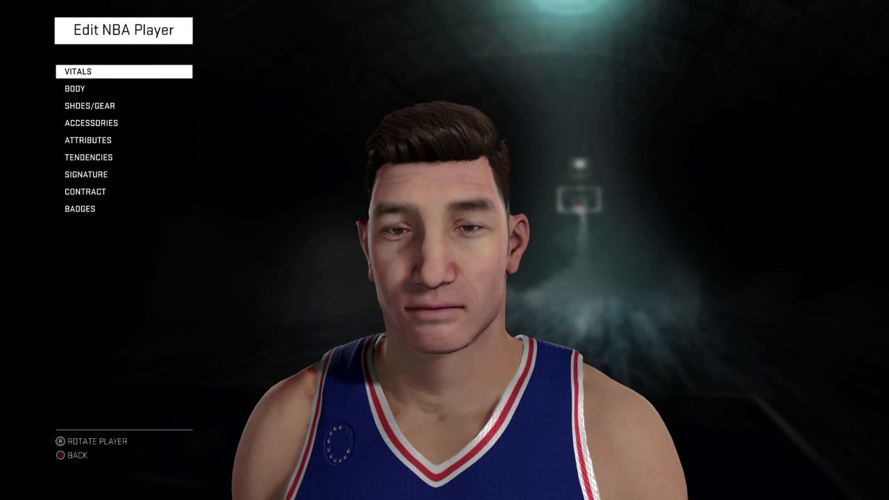 NBA 2K16 Joe Fulks Jumping Joe Jump Shot Inventor