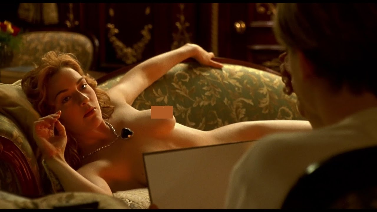 naked kate winslet painting