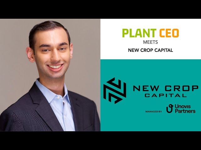 PLANT CEO #23 - Jay Karandikar - Venture Partner at New Crop Capital