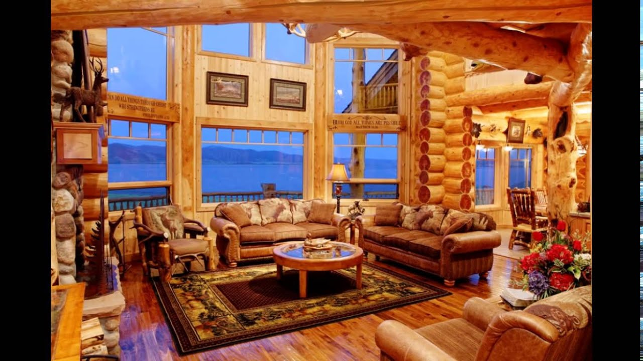 Custom Luxury Log Homes | Luxury Log Cabin Homes | Luxury Log Cabin ...
