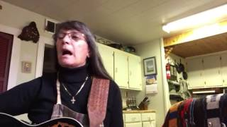 "Sandra Glabb Country ""I'd be a fool"" French song ""Aline"""