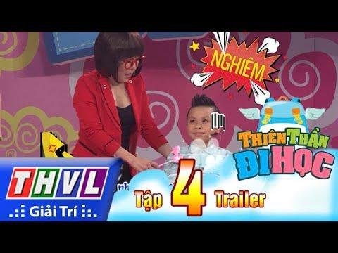 THVL | Thiên thần đi học – Tập 4: Trailer