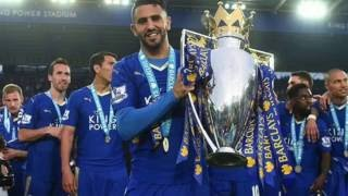 Riyad Mahrez signs new Leicester deal - My initial reaction