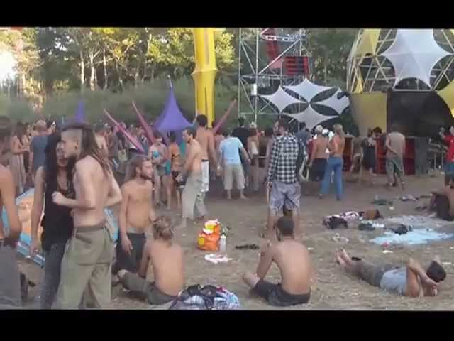 psychedelic trance mix by dj lol (92 mins)