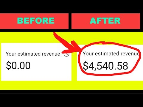 *MAKE $500 A DAY* How To Make Money On Youtube Without Making Videos