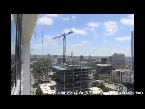 The Independent Construction Time Lapse (2015-2017) Austin, Texas
