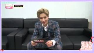 Video [ENG SUB] 160305 SHINee Taemin singing Hypnosis Live download MP3, 3GP, MP4, WEBM, AVI, FLV Maret 2018