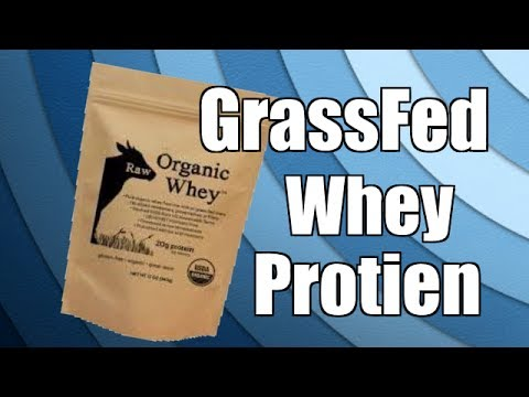 Grass Fed Whey Protein vs. Whey Protein