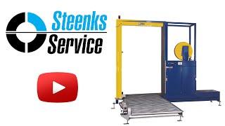 Reisopack 2100 | Strappingmachine | Bindmachine | Omsnoeringsmachine | Umreifungsmaschine