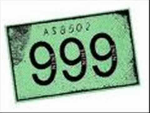 999  -  Wait For Your Number To Be Called