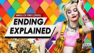 Birds Of Prey Ending Explained Post Credits Breakdown Full Movie Spoiler Talk Review Youtube