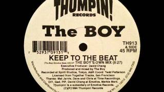 The Boy - Keep To The Beat (The Boy