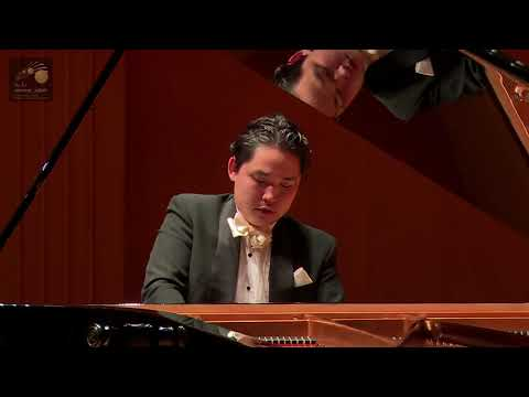 Ryoma TAKAGI - The 1st Shigeru Kawai International Piano Competition (SKIPC)   髙木 竜馬