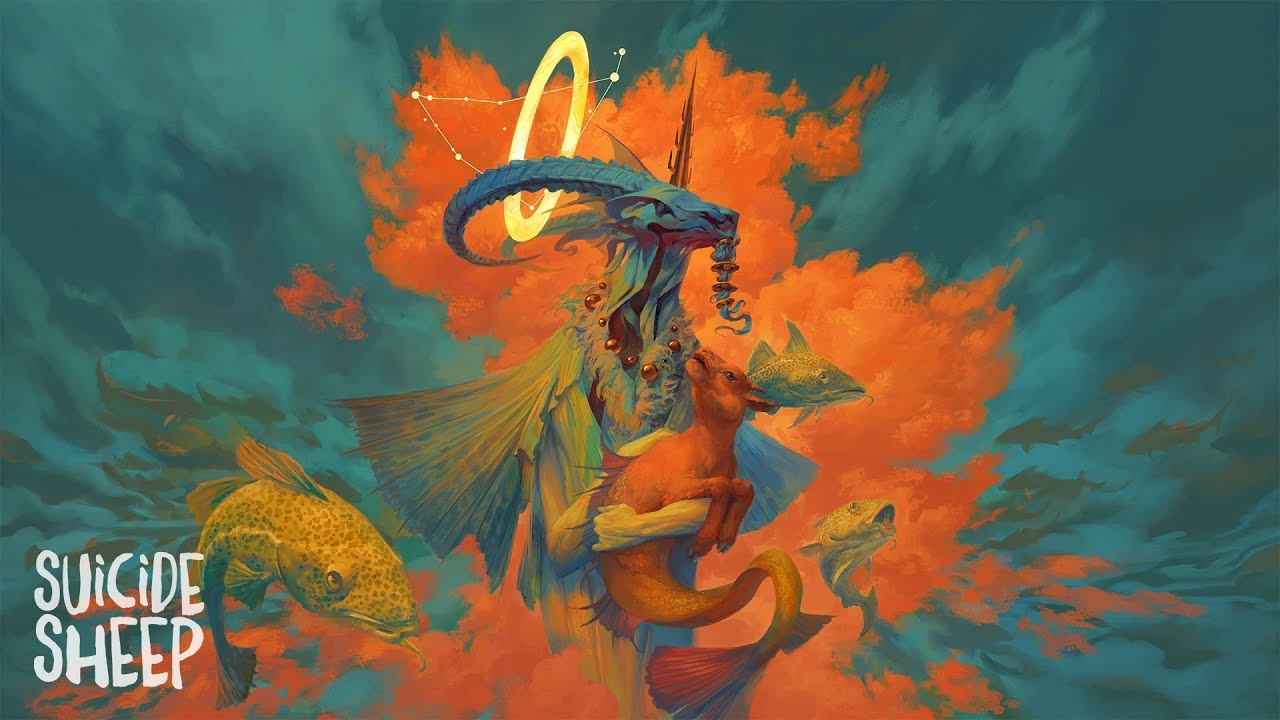 Xan Griffin - Capricorn (feat  WOLFE)