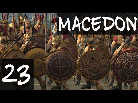 Total War Rome 2 : Emperor Edition : Macedon Part 23