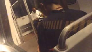 Washington DC Metro | Yellow Line (Rush Hour) FULL JOURNEY: Franconia Springfield to Greenbelt