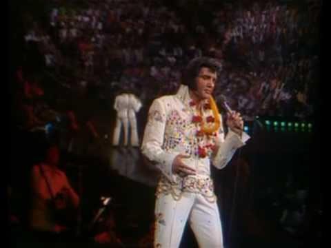 Elvis Presley  -  Suspicious Minds (Live 1973)