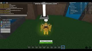Roblox(Infinity RPG)how to get the Aureus Legend