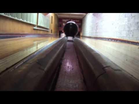 Parker Bohn III Bowls On Oldest Sanctioned Bowling Lanes