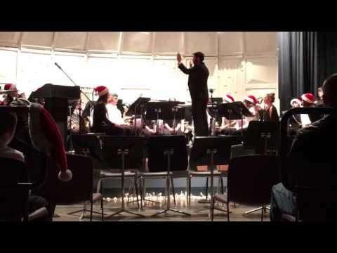 Christmas in the Round - Platte Valley High School Wind Ensemble