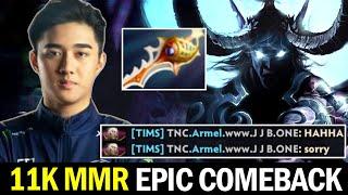 ABED vs ARMEL — Rapier Terrorblade EPIC Comeback