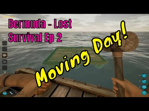 Moving day is here!!!!! | Bermuda Ep 2