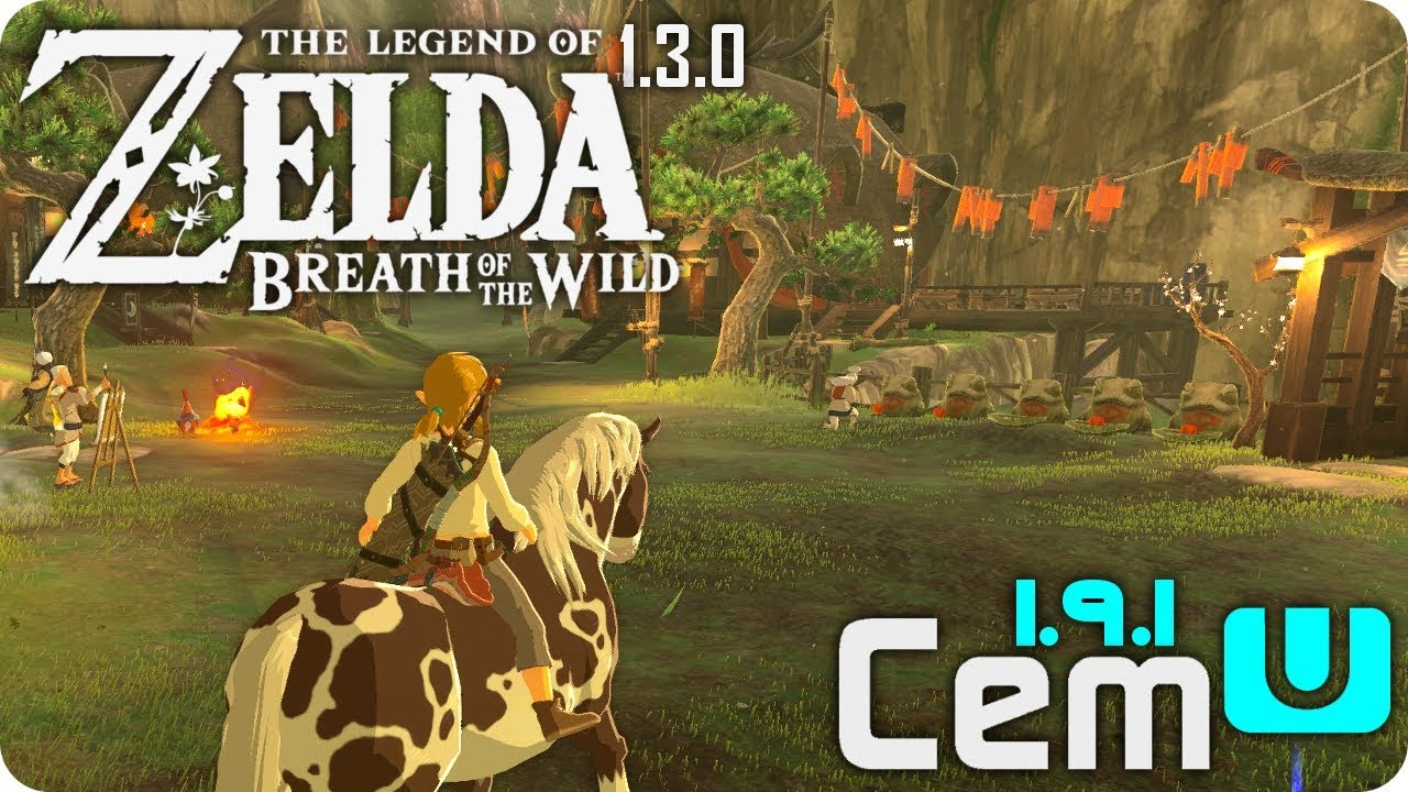 how to get breath of the wild on pc